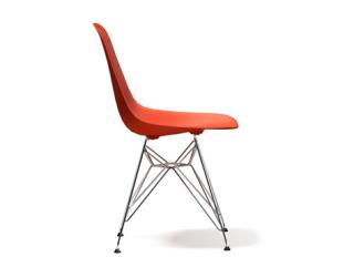 Silla Plastic Chair DSR (imagen: www.vitra.com)